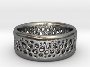 Breathing metal in Polished Silver: 9 / 59