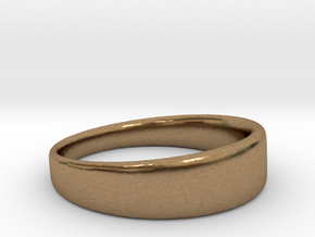 Ring Clean in Natural Brass: 8.75 / 58.375