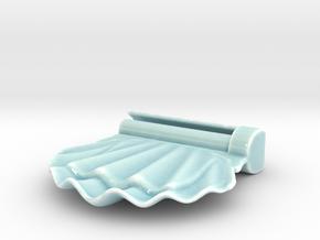 SpongeSqueezer - Base in Gloss Celadon Green Porcelain