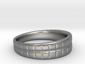 Ring Hashes in Natural Silver
