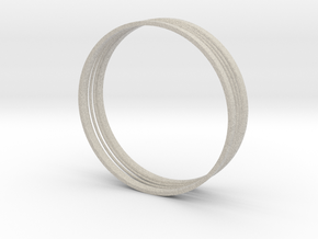 Spring Ring in Natural Sandstone
