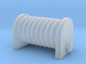 1/87 Hose Reel in Smooth Fine Detail Plastic