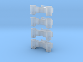 HOn30 280 Cylinder in Smooth Fine Detail Plastic