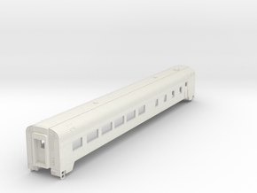 Via Rail Dining Car HO in White Natural Versatile Plastic