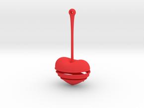 N9P in Red Processed Versatile Plastic