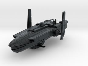 GX1 Short Hauler 1/270 in Black Hi-Def Acrylate
