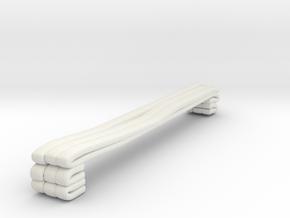 1/87 Hose Load 3 in White Natural Versatile Plastic