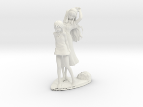 1/20 Sara Mao Nome Together in White Natural Versatile Plastic