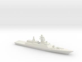 Steregushchy-class Corvette, 1/1250 in White Natural Versatile Plastic