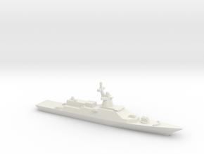 Gremyashchiy-class Corvette, 1/1250 in White Natural Versatile Plastic