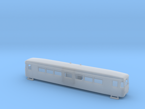 VT 187 011 der HSB Spur Nm (1:160) in Frosted Ultra Detail