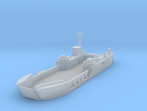 1/285 Scale LCT6 in Smooth Fine Detail Plastic