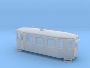 Schmalspurtriebwagen T1 der HSB (1:160) in Frosted Ultra Detail
