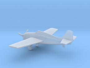 Grumman F4F Wildcat in Smooth Fine Detail Plastic: 1:285 - 6mm