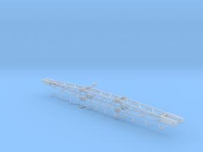 Krupp  D451 Crane arm in Smoothest Fine Detail Plastic