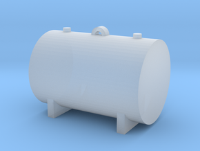 1:64 550 Gallon Fuel Tank in Smooth Fine Detail Plastic