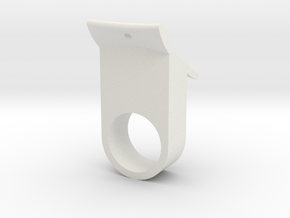 Side Bracket - Parrot Sequoia - PART 5 OF 6 in White Natural Versatile Plastic