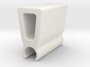 Leg Extensions - DJI Phantom 4 - PART 6 OF 6 in White Natural Versatile Plastic