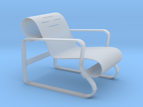1/12 Beach Chair in Frosted Ultra Detail