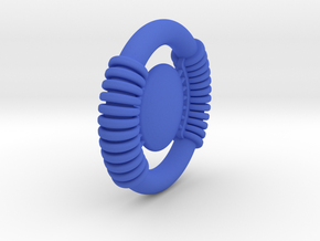 Alvina-T04 (repaired) in Blue Processed Versatile Plastic