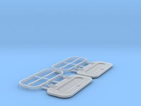 Schott Typ-K in 1:40 (2 Stück) in Smooth Fine Detail Plastic