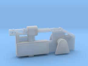 1/35 DKM Schnorkel Raising Mechanism in Smooth Fine Detail Plastic