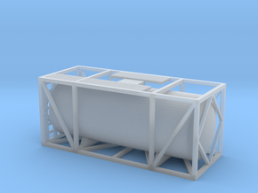 Cisterna-Container-20'-04 in Smooth Fine Detail Plastic