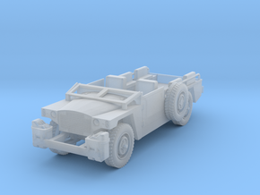 Land Rover 109 Escala N-sin Capota in Smoothest Fine Detail Plastic