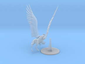 Hippogriff in Smooth Fine Detail Plastic