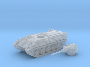 Saurer tank (Austria) 1/144 in Smooth Fine Detail Plastic