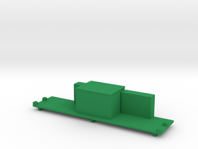 1/87 Scale M1 ABV Cargo in Green Strong & Flexible Polished