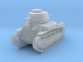 PV24B Type 89B Medium Tank (1/100) in Smooth Fine Detail Plastic