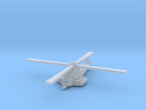 Mosquito in Smooth Fine Detail Plastic