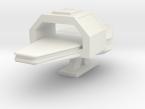 Medbay Surgical Bed (Star Trek Next Generation) in White Natural Versatile Plastic: 1:30