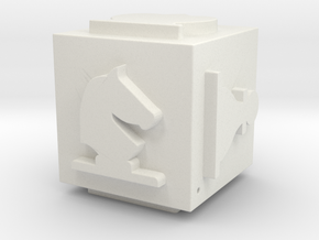 Cube Set-01 (repaired) in White Strong & Flexible