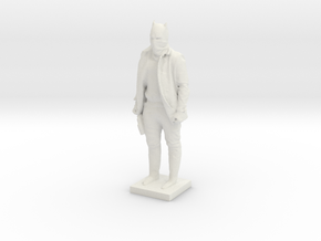 Printle C Homme 672 - 1/24 in White Strong & Flexible