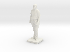 Printle C Homme 573 - 1/24 in White Strong & Flexible