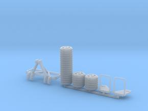 H0 1:87 Cambridgewalze für Heckanbau in Smooth Fine Detail Plastic