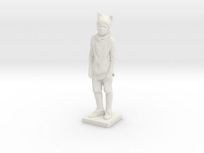 Printle C Homme 661 - 1/24 in White Strong & Flexible