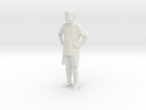 Printle C Kid 095 - 1/24 - wob in White Natural Versatile Plastic