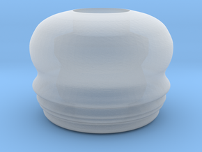 Nicole 1 Hollow in Smoothest Fine Detail Plastic