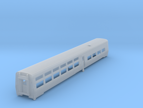 AMTRAK Viewliner2 Dining Car  in Smooth Fine Detail Plastic