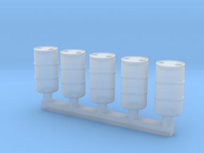 TJ-H02016x5 - Futs 60l a bondes in Smooth Fine Detail Plastic