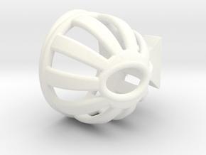 L055-A03B in White Processed Versatile Plastic