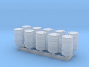 TJ-H02017x10 - Futs 113l a bondes in Smooth Fine Detail Plastic