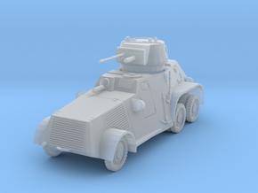 PV183B Pantserwagen M-38 (1/100) in Smooth Fine Detail Plastic