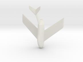 1:144 Ta-183 in White Natural Versatile Plastic