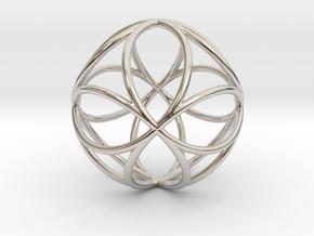 Octasphere in Platinum