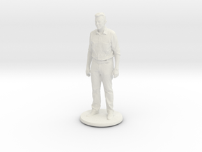 Printle C Homme 482 - 1/32 in White Strong & Flexible