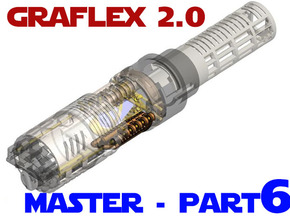 Graflex2.0 - Master Chassis - 6/7 CC 2 in White Strong & Flexible